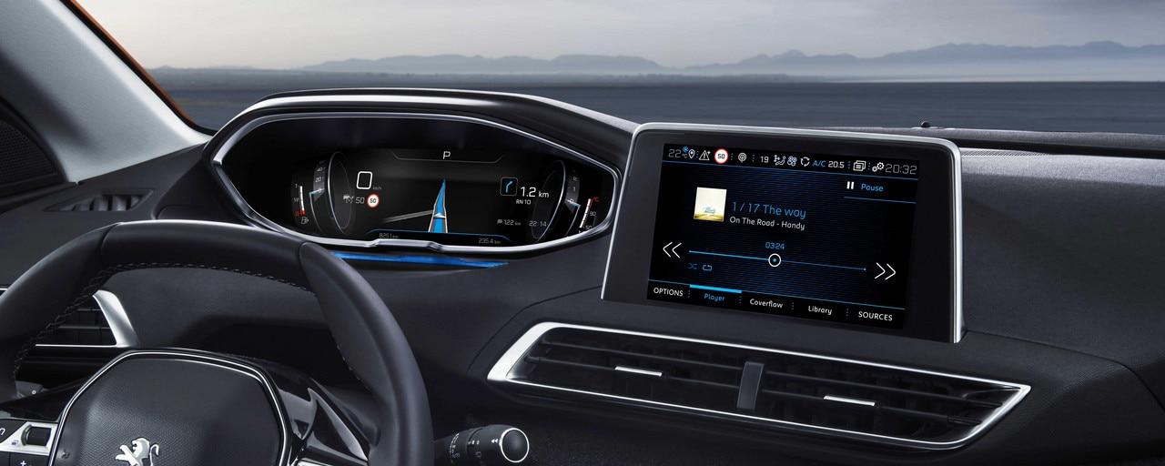 Innovations et Technologies : i-Cockpit®