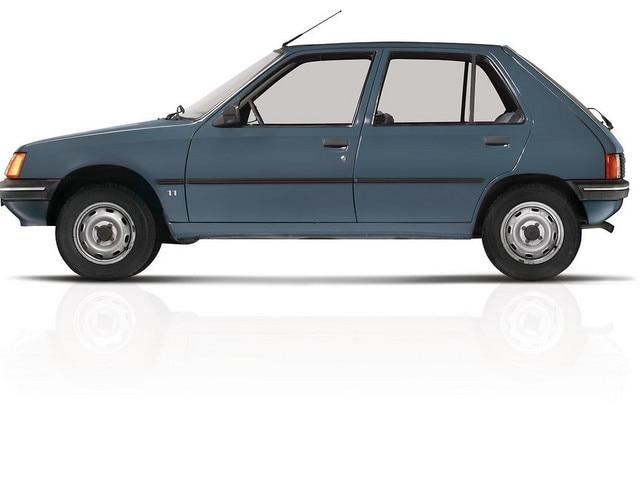 L'automobile – 1983 lancement de la 205, la voiture française la plus exportée