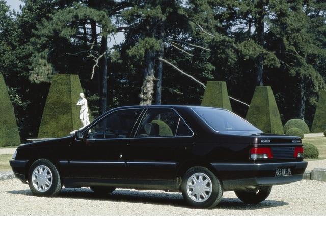 L'automobile - Peugeot 405
