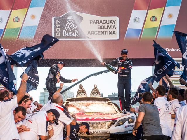 Dakar 2017 – Petherhansel remporte la victoire finale