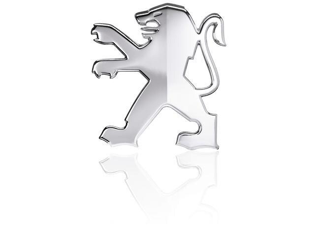 Les Lions Peugeot – un relief accentué à partir de 1998