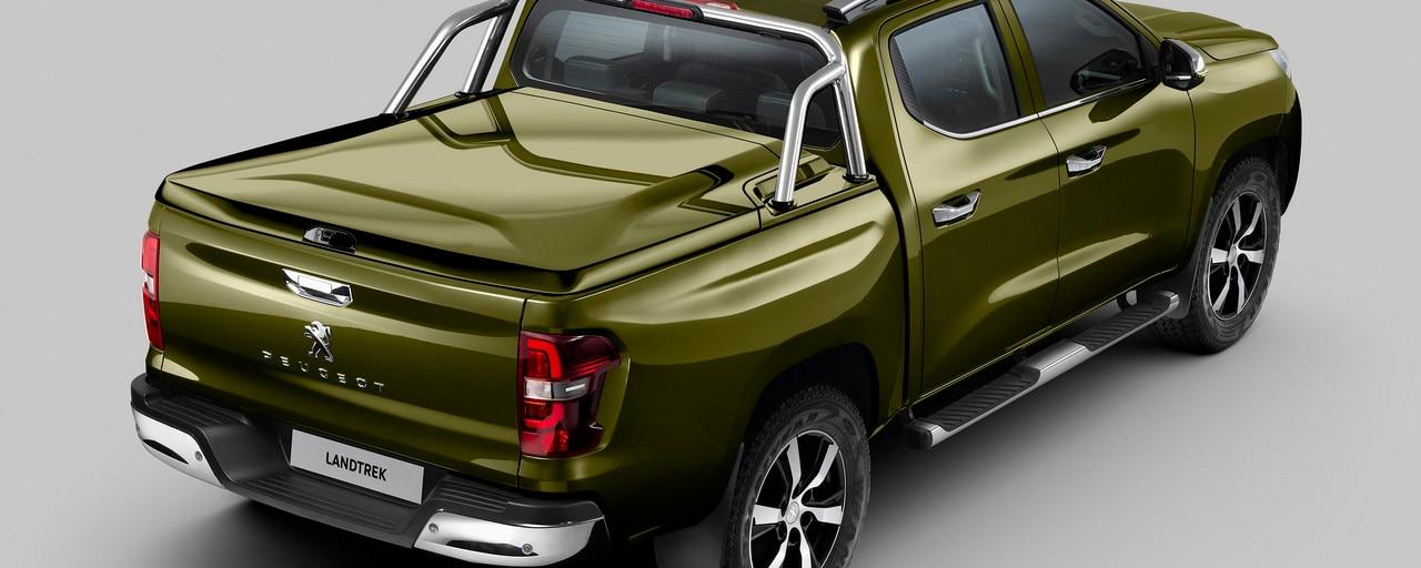 Nouveau pick-up PEUGEOT LANDTREK