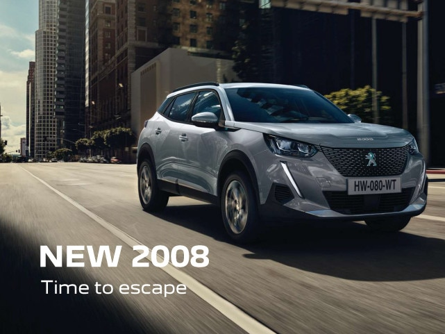 Offre Peugeot 2008