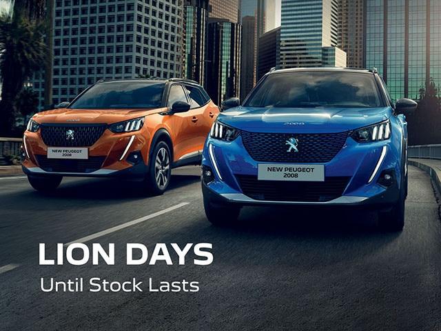 Offre Peugeot 2008 Stock Lasts